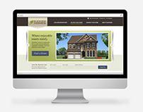Blenheim Homes Website
