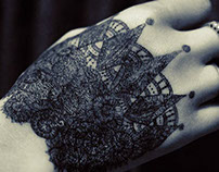 Detailed skin Drawings