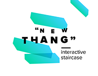 """""""New Thang"""" - Interactive Installation Concept"""