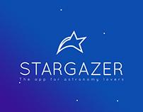 Stargazer App Design