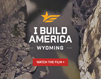 I Build America Website