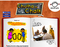 Educate Girls_Chula to Chalk Campaign_FB App