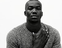 100 Portraits Jacob Banks by Giles Duley