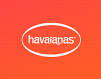 Havaianas Poster