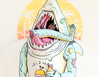 Sharkbro for Threadcakes 2015