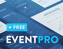 EventPro UI Kit - Free Download