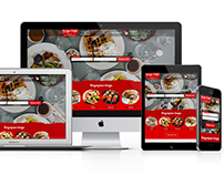 EDASUDA web-service for delivery of food