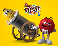 M&M's® Ramadan Nights KV