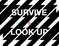 Survive + Look Up GIF
