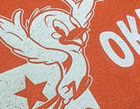 Mascots for OKLAMERICA