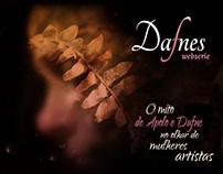 Cartazes - DAFNES webserie e documentário