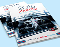 Williams Martini | Sponsorship Manual
