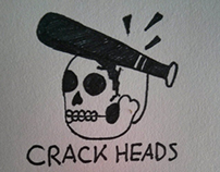 Crack Heads- Recent W?rk