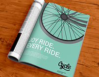 Small Business Campaign - Kent Cycle