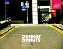Ladrón - Dunkin Donuts