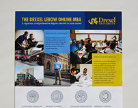 Drexel University Online Program Flyers