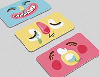 Propuesta para tarjetas regalo