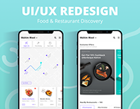 Burrp - Mobile App UI/UX Redesign