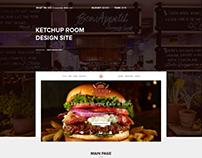"Cafe ""Ketchup Room"""