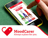 MoodCarer: your mental health assistant