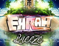 'Ehrah - Breeze' {EP Cover} [SME]
