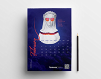 CALENDARS for Clients as a gift for New Year