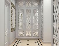 Private Villa Dressing Room - 2015 Doha Qatar