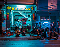 Streets of Vietnam