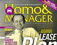 Uomo&Manager #22 - Febbraio 2015