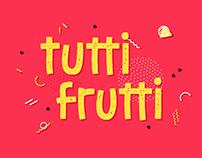 tutti frutti   pattern design