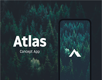 Atlas - VR - AR Concept