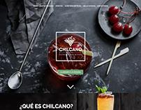 Chilcano: Website Design