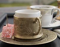 TURKISH COFFEE&DELIGHT