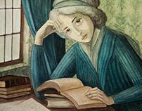 "Mary Wollstonecraft ""Mujeres 3"""