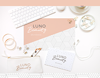 Luno Beauty Branding