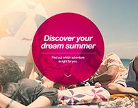 EF Dream Summer
