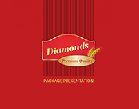 DIAMOND WHEAT FLOUR PACKAGING