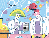 Sugar Scientists (MIT Technology Review)