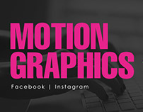 Animações - Motion Graphics