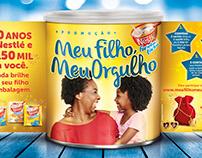 Promo Farinha Láctea Nestlé