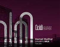 Hamat Muthar - Branding