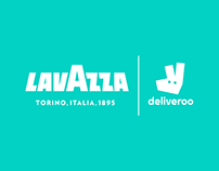 Lavazza Deliveroo