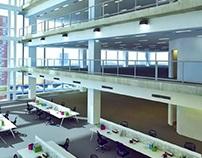 Commercial Office Workstation Design
