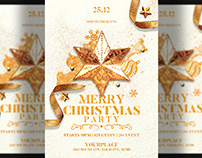Christmas Invitation | Flyer Template