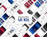 Ecommerce Nike UI Kit