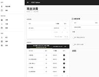 IDIO Salon - Web System