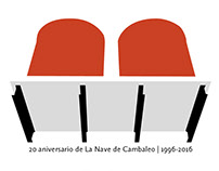 Papelería para el 20 Aniversario de [La Nave]