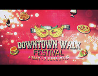 Downtown Walk Festival 2015