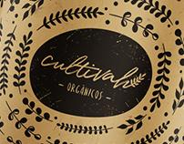 Cultivah Organic Foods | Branding