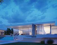 Azha Sea Front Villas   Design & Visualization.